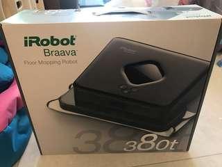 iRobot 380t, 99%新, 只開過出黎睇