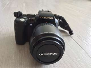 Olympus E500 DSLR Camera