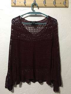 Cover-up Knitted