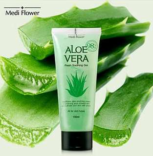 Mediflower Aloe Vera Soothing Gel 150ml