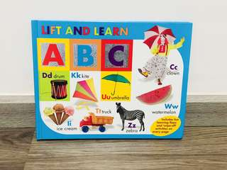 Kids ABC 'Lift and Learn'