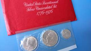 美國200年紀念幣