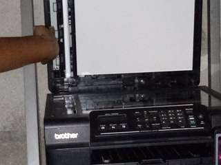 Brother mfc t800w