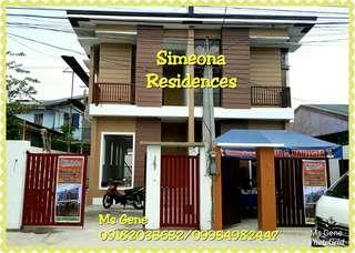 Instalments  house  and lot in marikina city!!