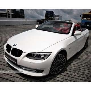 BMW 323 Convertible