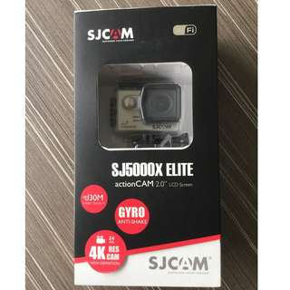 SJ5000x Elite actionCam