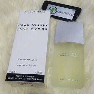 Parfum issey myake L'eau D'iseey men original 100 % tester + box