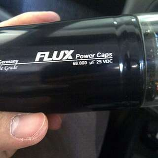Flux baby cap