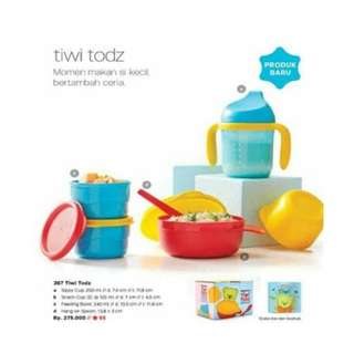 Tupperware tiwi todz