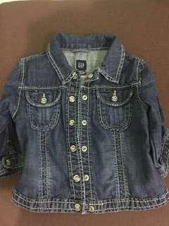 Kid's jean jacket
