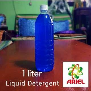 Ariel and breeze liquid