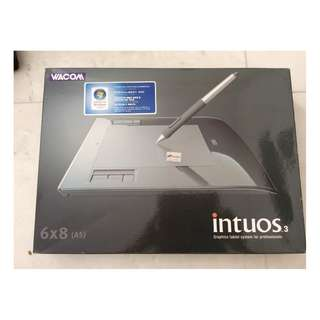 Wacom Intuos 3 Graphics Tablet System For Professional