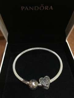 💯 % Authentic Bracelet Pandora