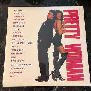 Pretty Woman Soundtrack vinyl Lp. New