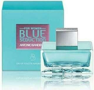 Parfum antonio banderas blue seduction women original 100 % box + segel