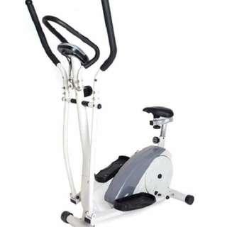Muscle Power MP6.3GAH Magnetic Elliptical Bike