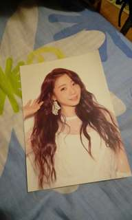 WJSN 璉靜 Yeungjung Postcard 小卡