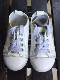 Sneaker canvas white