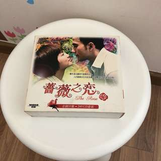 [Clearance] The Rose 蔷薇之恋 VCD