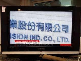"hope- 27"" Samsung TV"