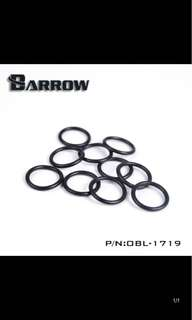 O ring for Barrow hard tube fittings