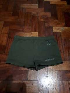 Wet shop rahguard shorts 2-4 yrs old