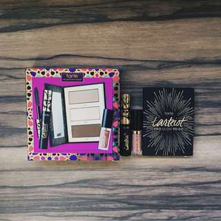 Brand New in Box Tarte Natural Artistry Faves Color Travel Set
