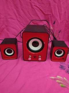 ORI bufftech multimedia speaker