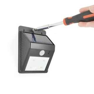 GT-SL19P Solar Motion Sensor Light