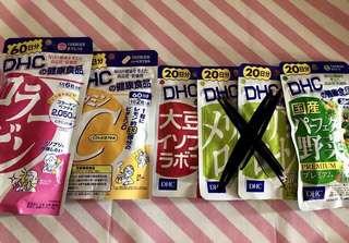 清屋-DHC健康食品