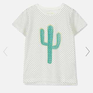 Cotton On Tee - Cactus