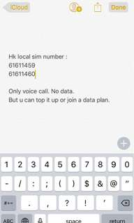 Two continuous hk phone number