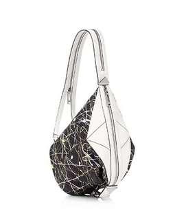 Botkier London Splatter Leather Backpack