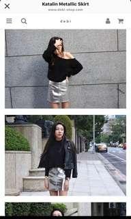 🚚 Debi shop 銀裙