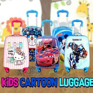 Luggage Kids
