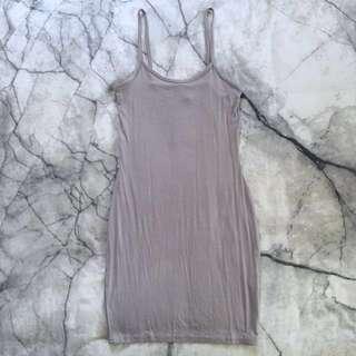 Grey bodycon dress 6