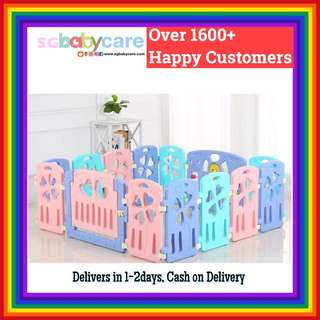 FREE DELIVERY BN Baby Safety Play Yard Playpen Fence