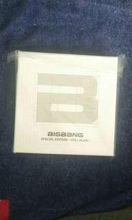 BIGBANG STILL ALIVE SPECIAL EDITION