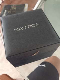 Nautica Watch Box