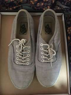 Authentic Preloved Vans Shoes