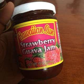 Strawberry Guava Jam Hawaiian Sun