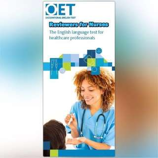 OET Occupational English Test Reviewers for Nurses