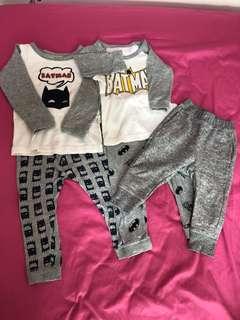 Boy's Pajamas bundle