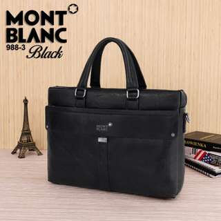 FREE ONGKIR MONT BLANC Office Bag 988-3*