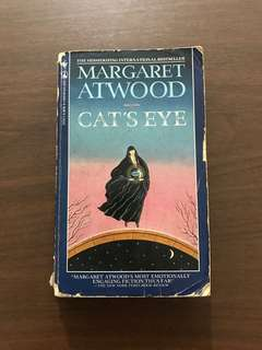 Cat's Eye Margaret Atwood