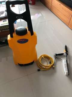 Hydrojet car washer