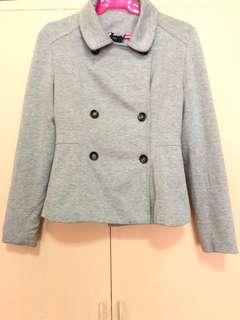 F&H Gray blazer
