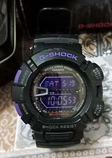 RARE G-SHOCK G-9000BP-1CR