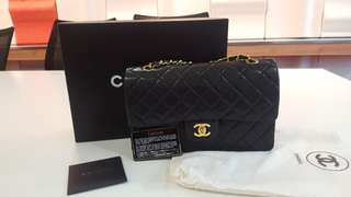 Chanel classic flap 10 inch FULL SET! vintage
