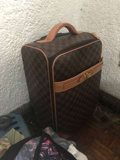 Suitcase - Louis Vuitton inspired (Lightweight)